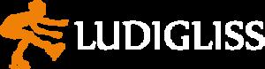 Logo de Ludigliss, location de patinoires et piste de luge